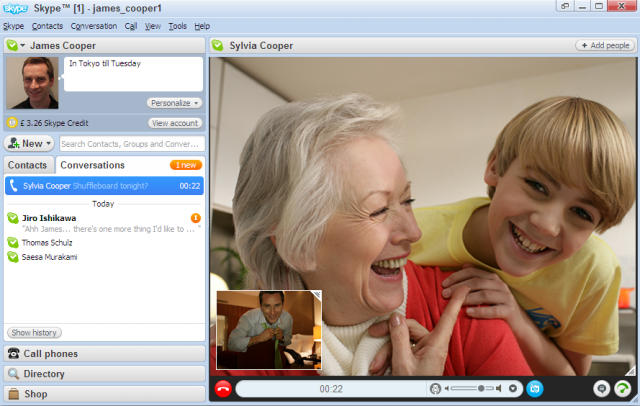 Personal Czech lessons via Skype
